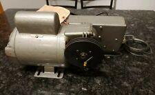 1965 Franklin Electric Motors Model C2863yc 13 Hp 1 Phase Code K 115 Volts