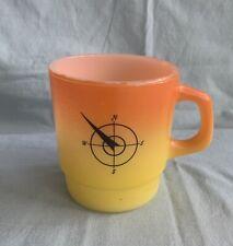 Fire King Compass Mug