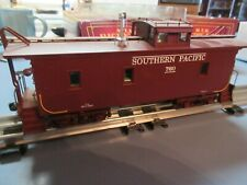 MTH Premier 20-91316 SP Woodsided Caboose Weathered (Car #760)