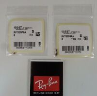 Authentic RAY-BAN RB3016 Clubmaster Replacement Temple Hinge Lens Screws Gold