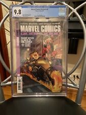Marvel Comics Presents #6 CGC 9.8 1st appearance of Rien, Wolverine's daughter