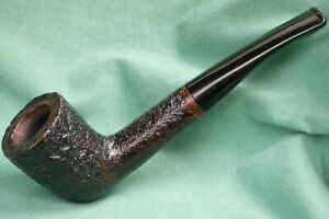 Superb Bark Carved Millville Fwd.Canted Dublin, Filter Stinger, Made in London.