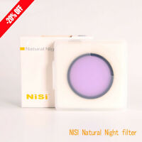 NISI  40.5 46 49 52 58 62 67 72 77 82 95mm Natural Night Filter(Light Pollution)