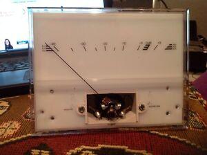 Carver ~ Carver Research Lightstar Amplifier 1.0 VU Meter ~ Bob Carver