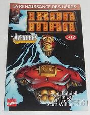 Iron Man # 3 [Heroes Reborn] VF Marvel France 1998