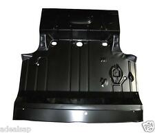 66-67 GTO COMPLETE 1-PC TRUNK FLOOR PAN W/ BRACES AND TRUNK EXTENTIONS