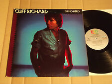 CLIFF RICHARD - I'M NO HERO - LP - EMI AMERICA SW-17039 - USA
