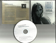 CHANTAL KREVIAZUK Limited edition 2TRK SAMPLER 2002 PROMO CD Single USA CSK59623