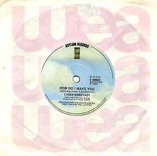 "LINDA RONSTADT - HOW DO I MAKE YOU - 7"" 45 VINYL RECORD 1980"