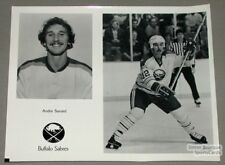 Original Late-70's Andre Savard Buffalo Sabres Photo