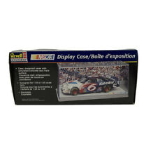 NASCAR REVELL Monogram DISPLAY CASE FOR 1/24 SCALE CARS (686)