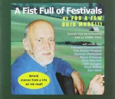 JOHNNY JONES - A FIST FULL OF FESTIVALS OR FOR A FEW QUID MORE! 3CDs (NEW/SEALED