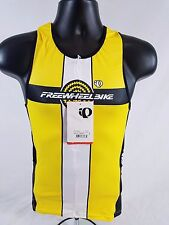 Pearl Izumi Freewheel Bike Elite Tri Singlet Top Men's Size Small