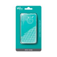 Fundas y carcasas calcetines de color principal transparente para teléfonos móviles y PDAs Wiko