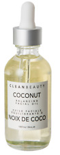 CLEAN BEAUTY Coconut Balancing Facial Oil 1.83 fl.oz Free Shipping