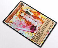 Injection Fairy Lily orica SECRET RARE custom altered art proxy