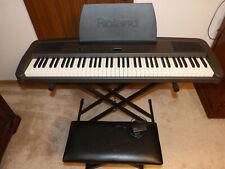 Roland Digital Piano Ep-760 +Hocker,Ständer und Notenbuch