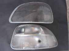 Honda Del Sol Eg2 SiR  All clear  Pair of Taillight lenses JDM Type R