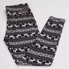 b6ae7ef4fb1dc Fair Isle Regular Size Leggings for Women for sale | eBay