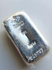 Degussa Silberbarren 1kg 1000g Feinsilber 999
