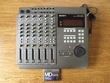 Sony MDM-X4 MkII Minidisc Multi-track Recorder- Great Condition- Works 100%