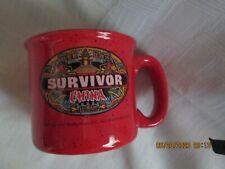 Survivor China Coffee Mug New Excellent Condition