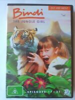 Bindi The Jungle Girl - Out & About Episodes 17-31 [2 DVD Set] Multi Region, NEW