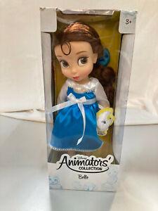 Disney Animators Collection Belle Puppe 39 cm, gebraucht wie neu