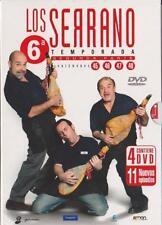 Los Serrano : 6ª Temporada - Epi. 45 - 48 --------------------Nueva y precintada