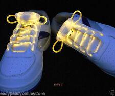 Chaussures jaunes pour déguisement et costume
