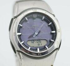 I067 Vintage Casio Wave Ceptor Ana Digi Solar Watch WVA-3000 MOD.2704 JDM 131.2