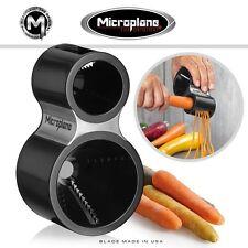 Microplane Spiral Cutter, Julienne slicer, Vegetable slicer, BPA Free