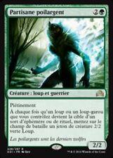 Partisane poilargent  - Silverfur Partisan    MTG Magic Francais EX