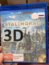 Stalingrad ex-rental 3D BLU RAY (2013 war action drama movie) 3D only no 2D