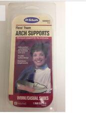 Dr. Scholl's Flexo Foam Arch Support, Women's Size 4-5 Rare