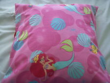 NEW Made in Uk Cushion Cover Disney's Little Mermaid Ariel