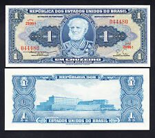 Brazil 1 Cruzeiro M. De Tamandare P. 132 UNC