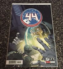 Letter 44 2013 Issue #2 Comic Book Nr/Mt