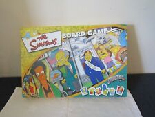 THE SIMPSONS BOARD GAME 2000 GAME PARTS ( CHOOSE ).