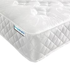 4FT6 DOUBLE OPEN COIL ORTHOPAEDIC MATTRESS IN DAMASK  3 *SALE*