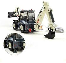 KDW 1/50 Bidirectional Excavator Construction Equipment Diecast Model Car 1:50