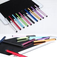 10 Set Metall Touch Screen Stylus Stift für iPad iPhone Samsung Smartphone Tisch