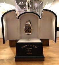 Franck Muller Cintree Curvex Rose Gold Watch  8880 - Platinum Rotor RRP £18,500