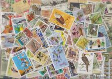 uganda 300 different stamps
