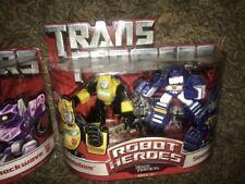 Bumblebee Vs. Soundwave Transformers Robot Heroes MOC