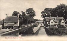 Halton, Bucks. The Canal.