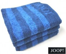 Joop Saunatuch Classic Stripes 1610   13 Saphir - 80/200