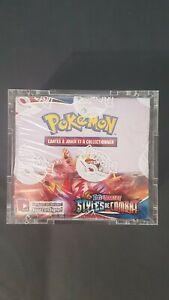 Pokémon display : boite de protection en acrylique transparent