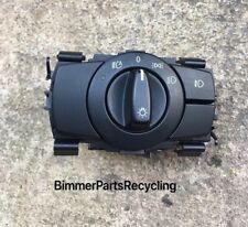 2008 BMW 328i E90 Head Lamp Control Switch OEM ** 6 938 864 ** TESTED