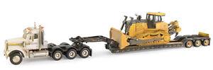 NEW John Deere 1050K Crawler w/Trailer & Semi Truck, Prestige, Ages 14+  LP70556